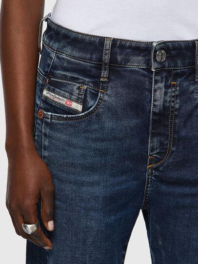 Diesel - Fayza JoggJeans® 069WZ, Blu Scuro - Jeans - Image 4