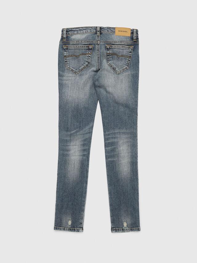 Diesel - SKINZEE-LOW-J-N, Blu Jeans - Jeans - Image 2