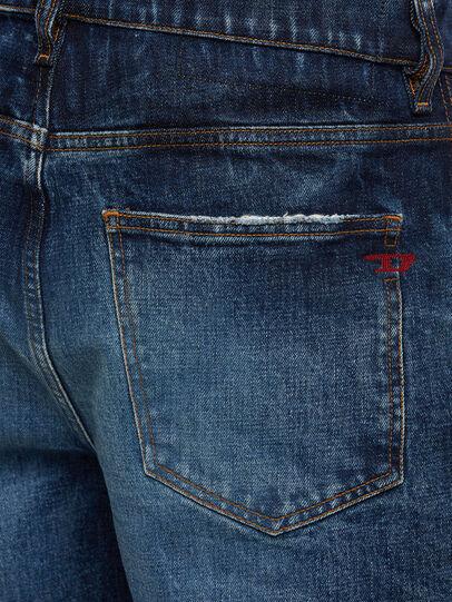 Diesel - D-Macs 0079P, Blu Scuro - Jeans - Image 6