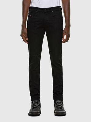 D-Strukt 0688H, Nero/Grigio scuro - Jeans