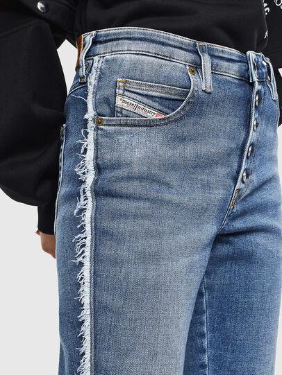 Diesel - Babhila 009AA, Blu medio - Jeans - Image 3