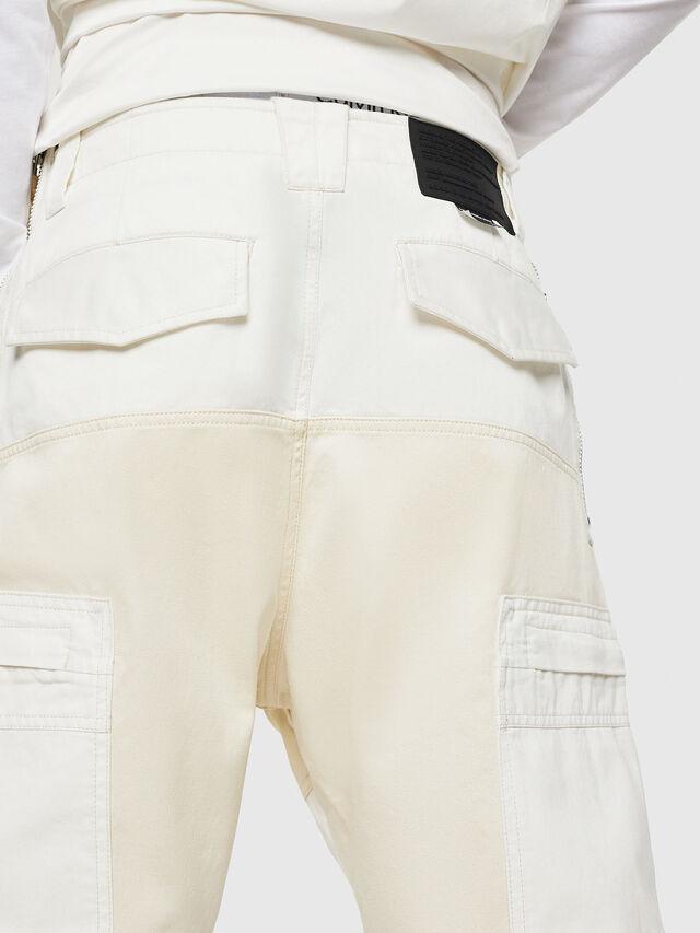 Diesel - P-LUKK, Bianco - Pantaloni - Image 3