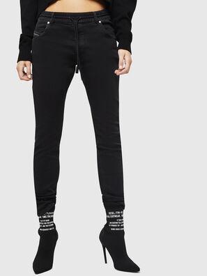Krailey JoggJeans 0687Z, Nero/Grigio scuro - Jeans