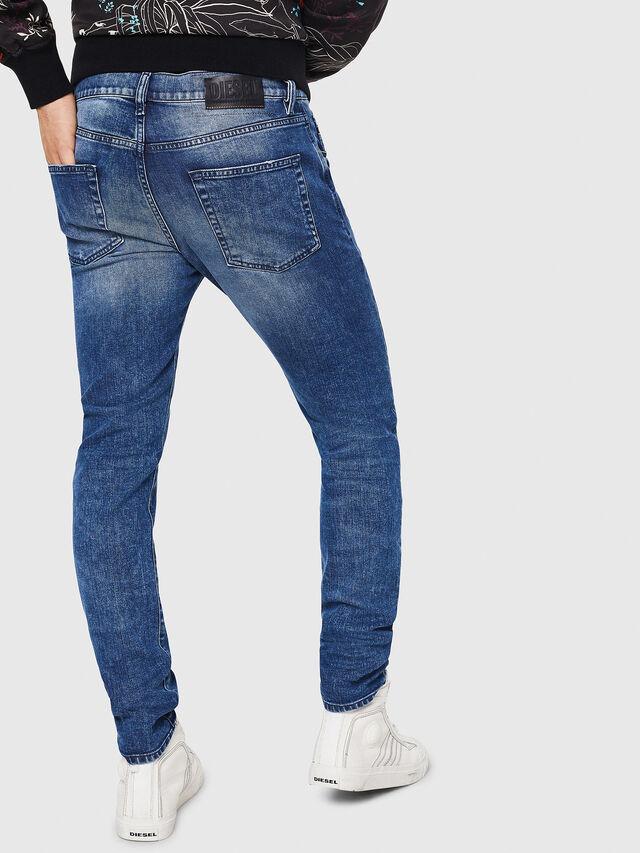 Diesel - D-Strukt 081AQ, Blu medio - Jeans - Image 2