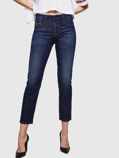 Diesel - D-Rifty 082AY, Blu Scuro - Jeans - Image 1