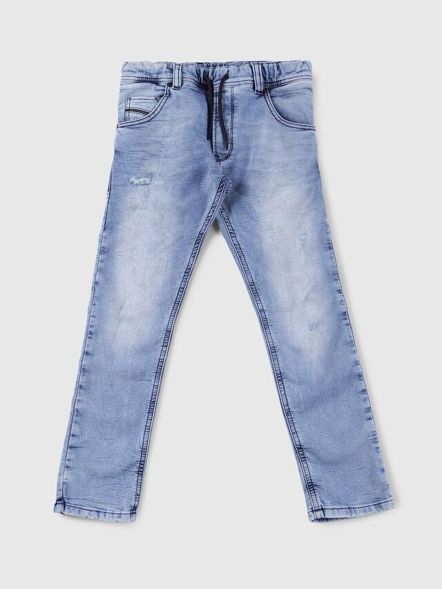 Diesel - KROOLEY-J JOGGJEANS, Blu Chiaro - Jeans - Image 1