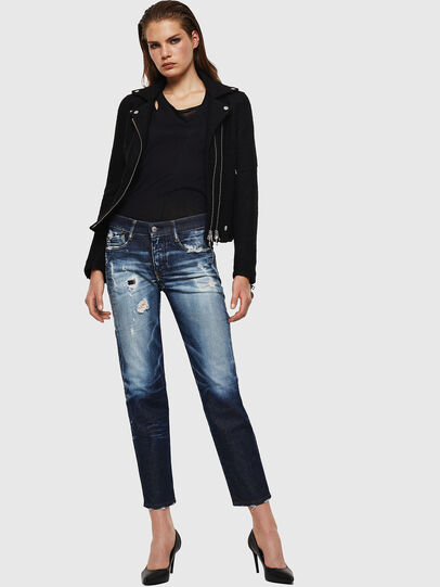 Diesel - D-Rifty 0092I, Blu Scuro - Jeans - Image 6