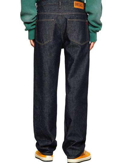 Diesel - D-Macs 009HP, Blu Scuro - Jeans - Image 2