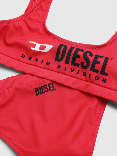 Diesel - METSJ, Rosso - Beachwear - Image 3