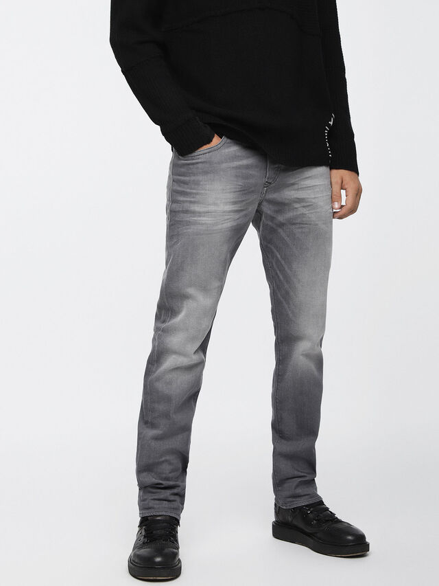 BUSTER 084HP, Grigio Jeans