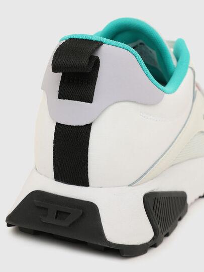 Diesel - S-TYCHE LOW CUT W, Bianco/Grigio - Sneakers - Image 5
