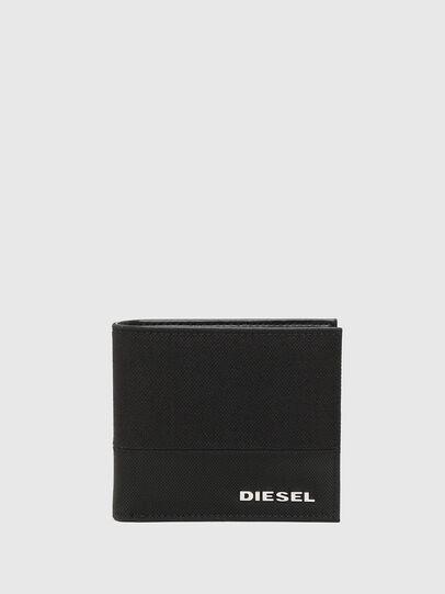 Diesel - HIRESH S, Nero - Portafogli Piccoli - Image 1