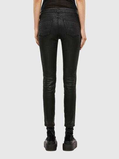 Diesel - D-Ollies JoggJeans® 069QJ, Nero/Grigio scuro - Jeans - Image 2
