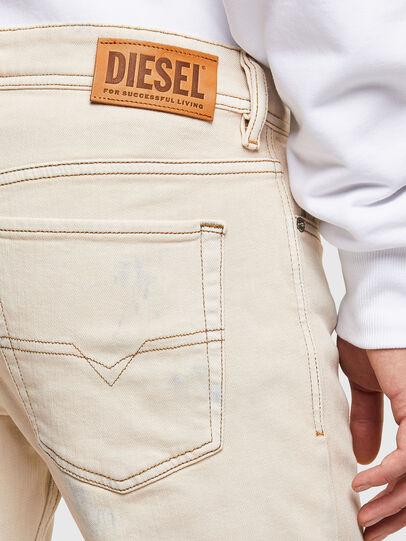 Diesel - Sleenker 009VJ, Bianco - Jeans - Image 4