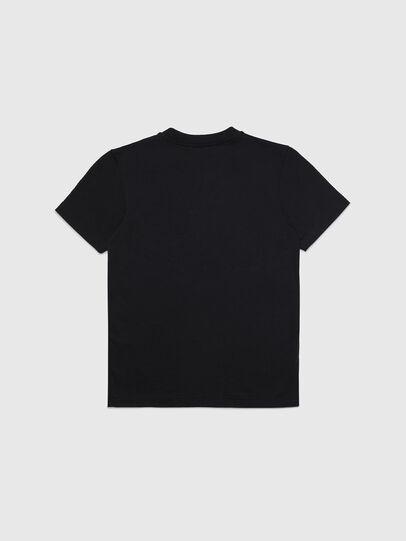 Diesel - TUSTY, Nero - T-shirts e Tops - Image 2