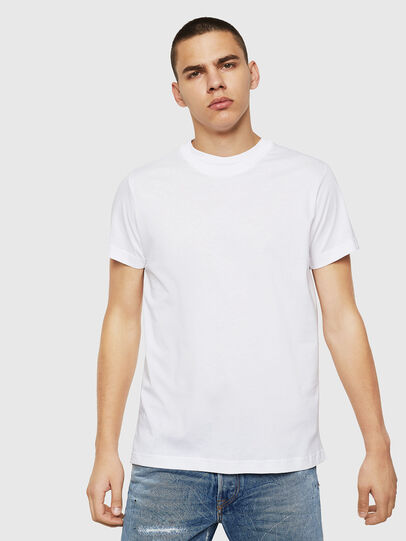 Diesel - T-LAZAREV, Bianco - T-Shirts - Image 1
