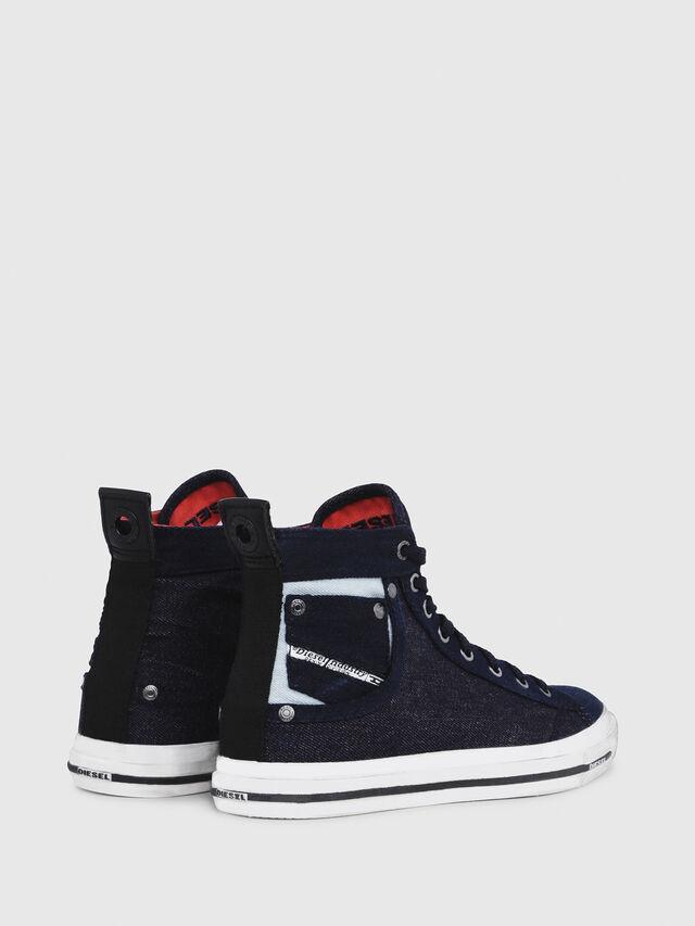 Diesel - EXPOSURE IV W, Blu Scuro - Sneakers - Image 3