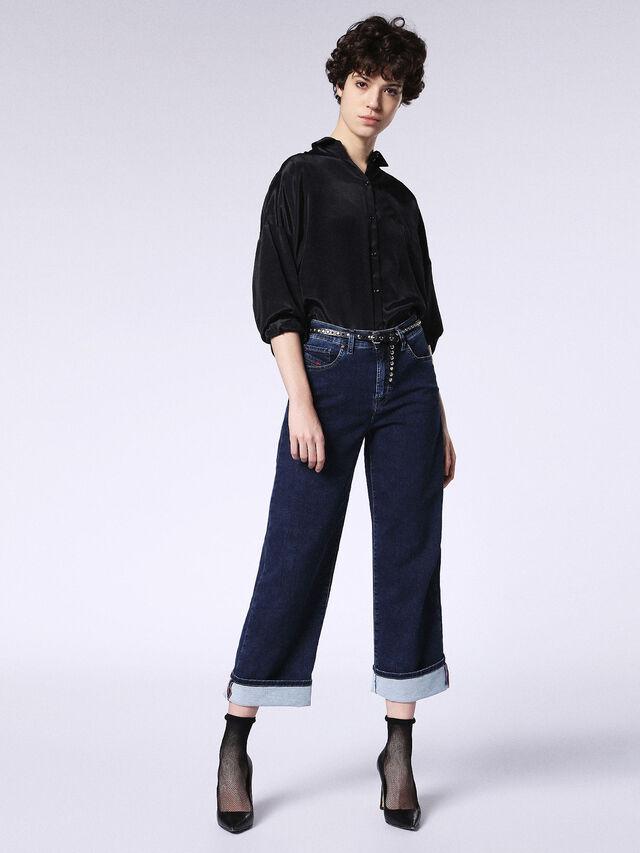 WIDEE JOGGJEANS 0686X, Blu Jeans