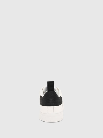 Diesel - S-CLEVER SO W, Bianco/Nero - Sneakers - Image 4