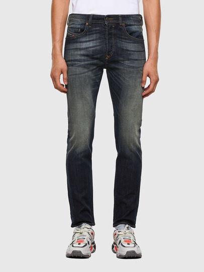Diesel - Buster 009EP, Blu Scuro - Jeans - Image 1