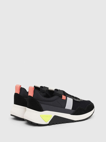 Diesel - S-KB LOW RUN, Nero - Sneakers - Image 3