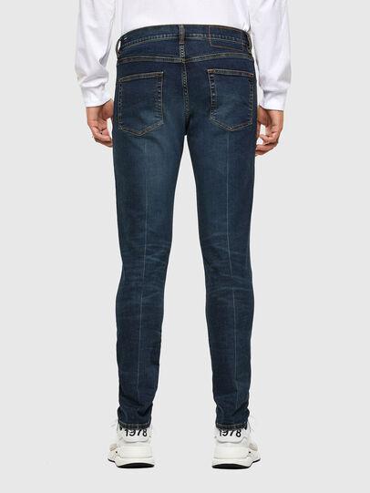 Diesel - D-Strukt 0093J, Blu Scuro - Jeans - Image 2