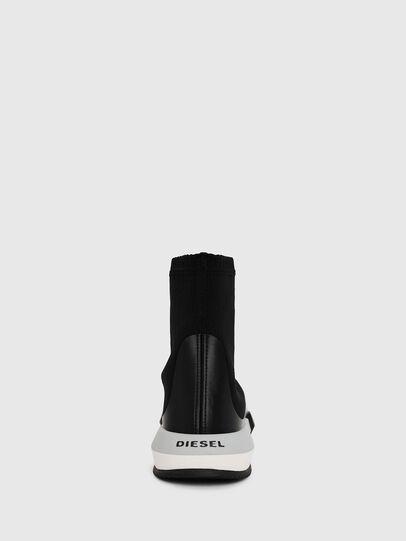 Diesel - H-PADOLA HIGH SOCK W, Nero - Sneakers - Image 4