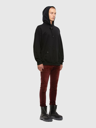 Diesel - D-Amny 069PS, Rosso - Jeans - Image 5