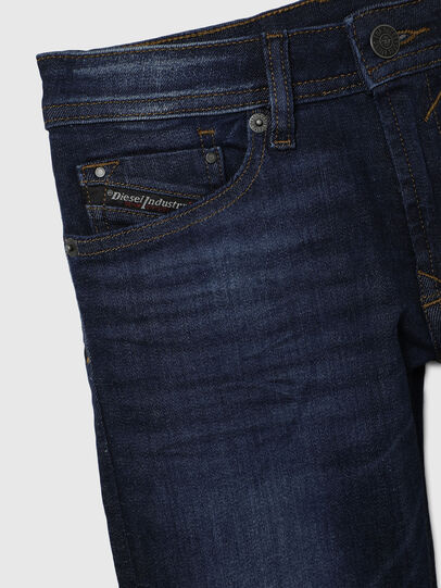 Diesel - WAYKEE-J-N, Blu Scuro - Jeans - Image 3