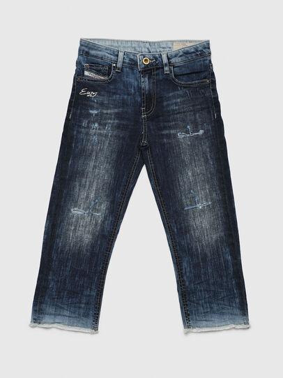 Diesel - ARYEL-J, Blu medio - Jeans - Image 1