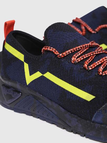 Diesel - S-KBY, Blu/Nero - Sneakers - Image 4