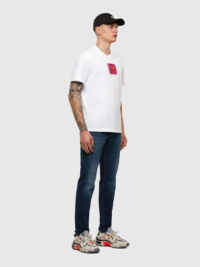 Diesel - Larkee-Beex 009ER, Blu Scuro - Jeans - Image 5