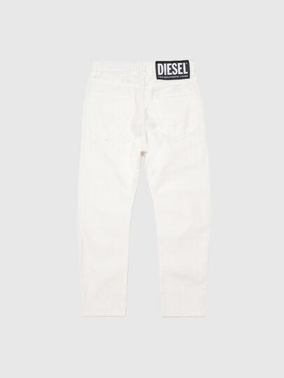 Diesel - NARROT-R-J-N, Bianco - Jeans - Image 2