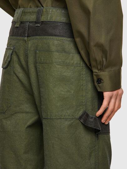 Diesel - D-Multy 0IDAQ, Verde - Jeans - Image 4