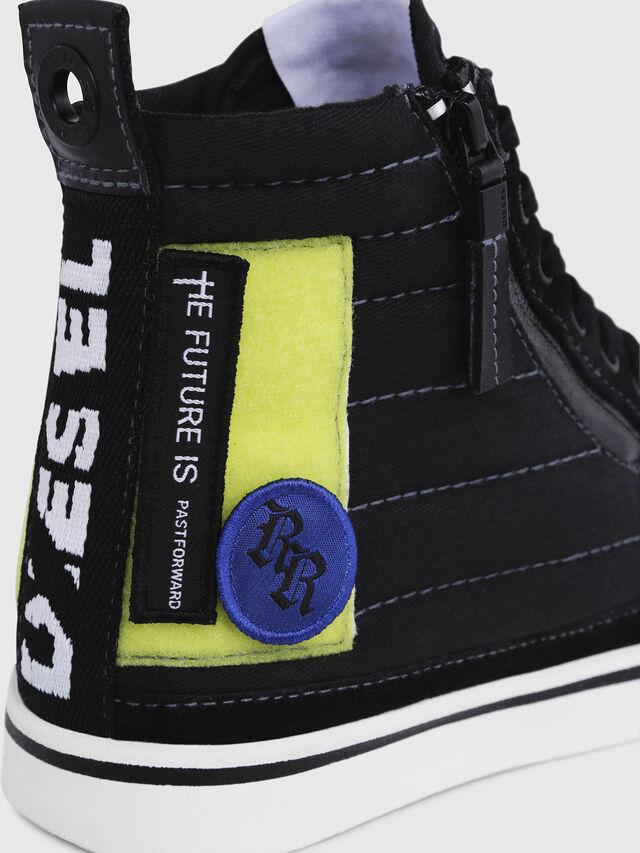 Diesel - D-VELOWS MID PATCH W, Nero - Sneakers - Image 5