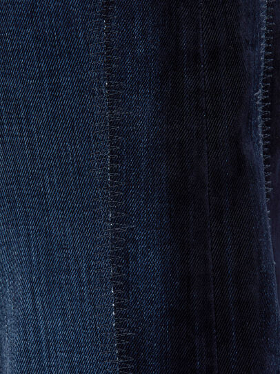 Diesel - D-Vider 009KU, Blu Scuro - Jeans - Image 5