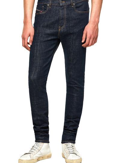 Diesel - D-Amny 009PC, Blu Scuro - Jeans - Image 1