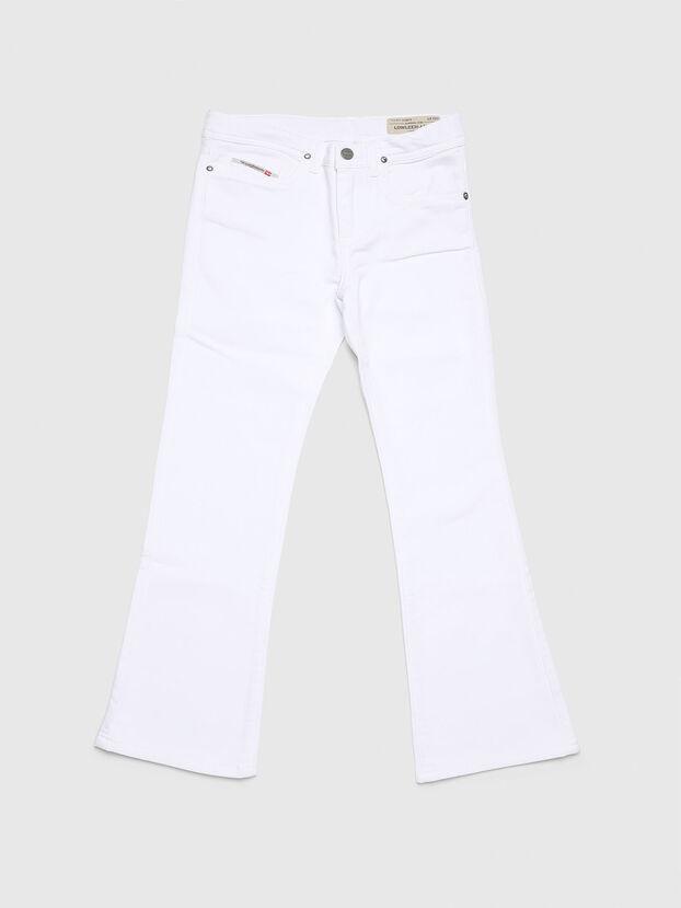 LOWLEEH-J JOGGJEANS-N, Bianco - Jeans