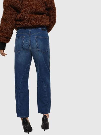 Diesel - D-Rollar JoggJeans 069IT, Blu medio - Jeans - Image 2