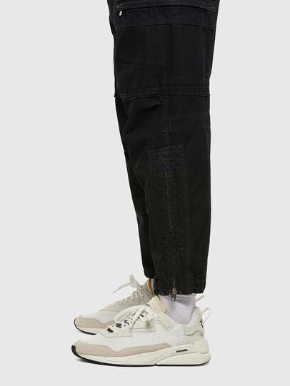 Diesel - D-Luks 009IB, Blu Scuro - Jeans - Image 4