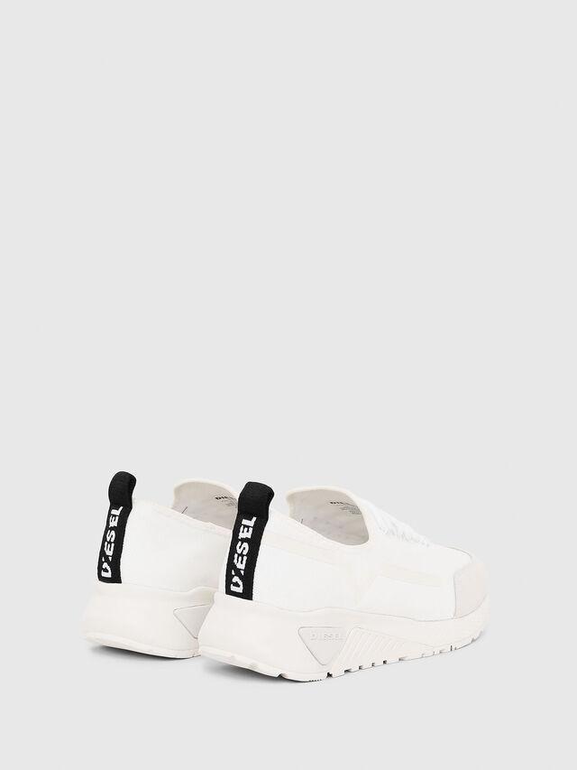 Diesel - S-KBY STRIPE, Bianco - Sneakers - Image 3