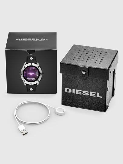 Diesel - DT2014, Nero/Argento - Smartwatches - Image 5