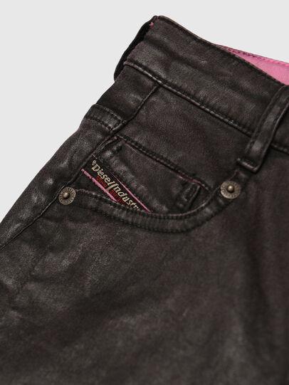 Diesel - D-FAYZA-J JOGGJEANS, Nero/Rosa - Jeans - Image 3