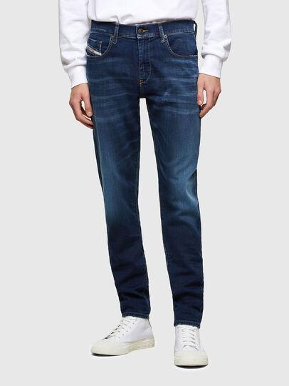 Diesel - D-Strukt JoggJeans® 069RX, Blu Scuro - Jeans - Image 1