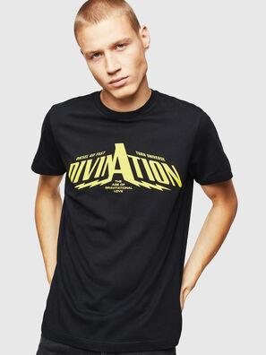 T-DIEGO-B16, Nero - T-Shirts