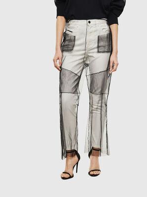 TYPE-1003, Bianco - Jeans