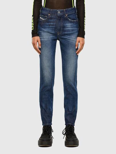 Diesel - D-Joy 009ET, Blu medio - Jeans - Image 1