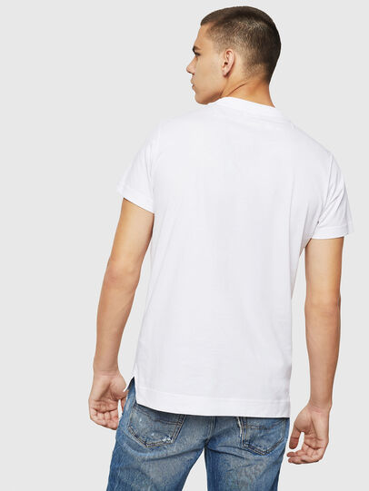 Diesel - T-LAZAREV, Bianco - T-Shirts - Image 2