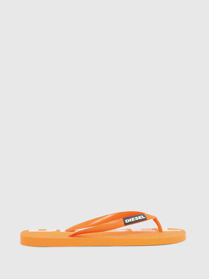 SA-BRIIAN, Arancione - Ciabatte