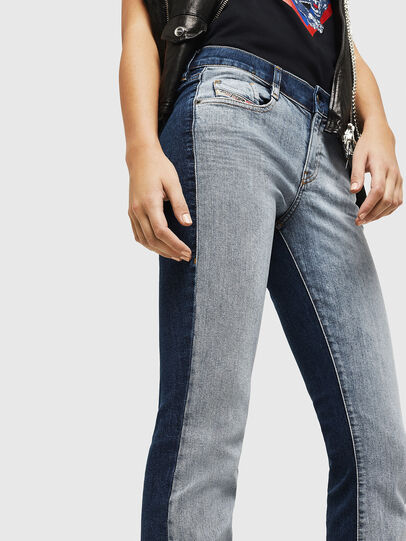 Diesel - D-Ebbey 069GR, Blu medio - Jeans - Image 3